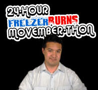 Watch Movember-thon on November 5 and give!